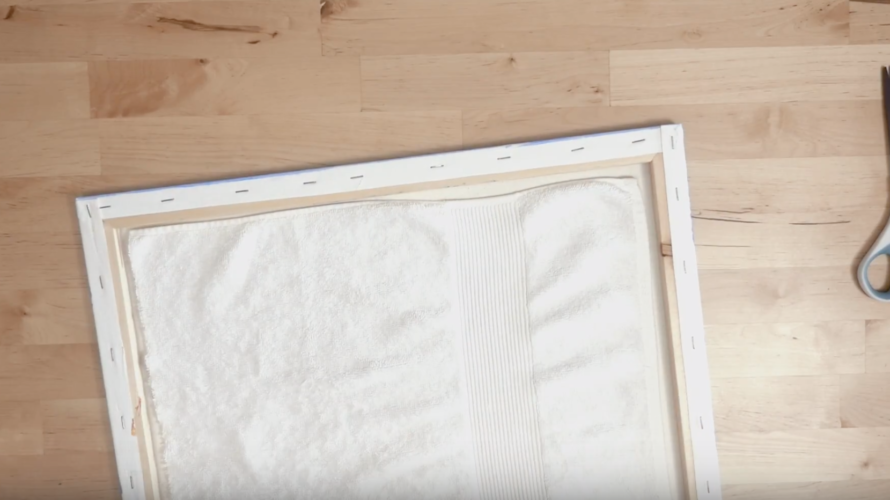 【DIY・DTM】たった500円以下で吸音パネルを作る方法【材料4つ】