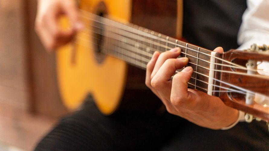 【DTM】本物のギターのように打ち込む方法【コツは3つ】