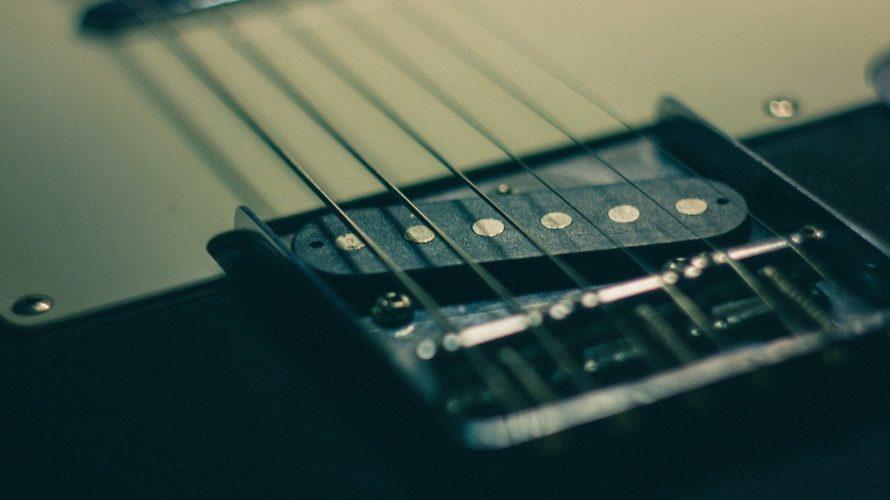 ギターの「ピックアップ」って、何?【構造と役割】