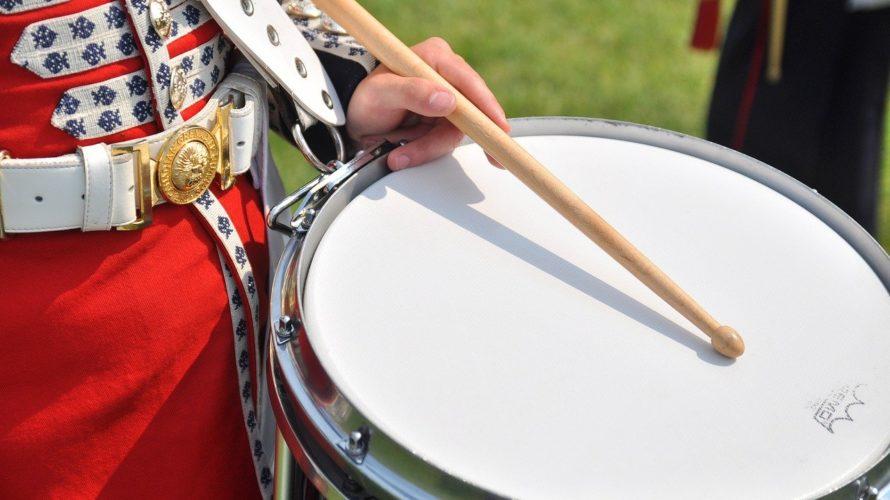 【音楽史】ドラムの歴史 Part1【ドラムのはじまり】