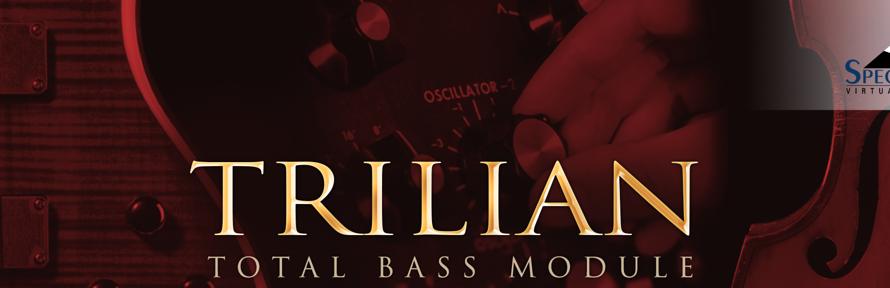 【DTM】Spectrasonics社「Trilian」の使い方【ベース音源】